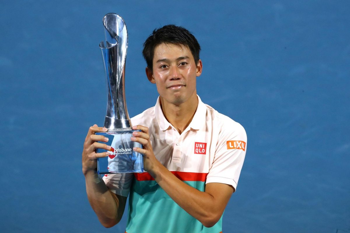 Nishikori Ends Title Drought In Brisbane