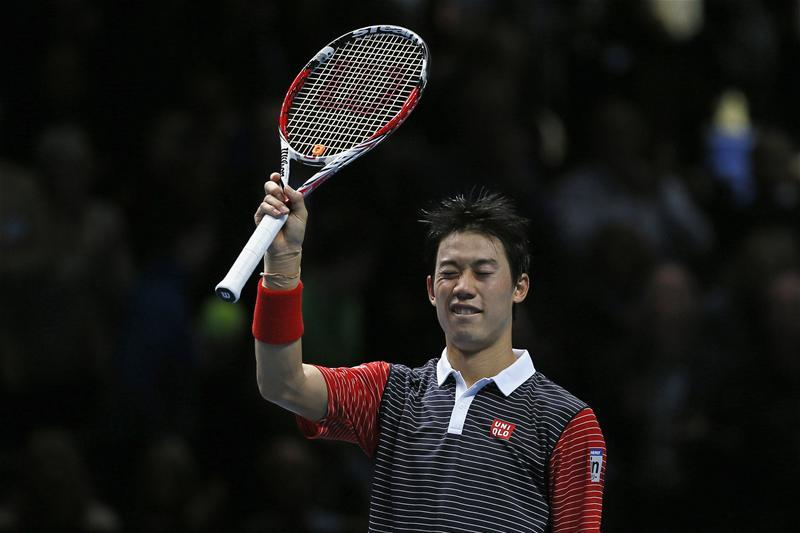 Nishikori Shocked By Own Resilience