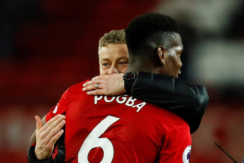 Ole Gives Pogba Update