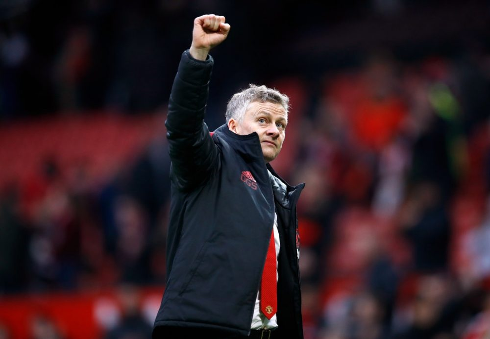 Ole Set For Massive Top-Four Bonus