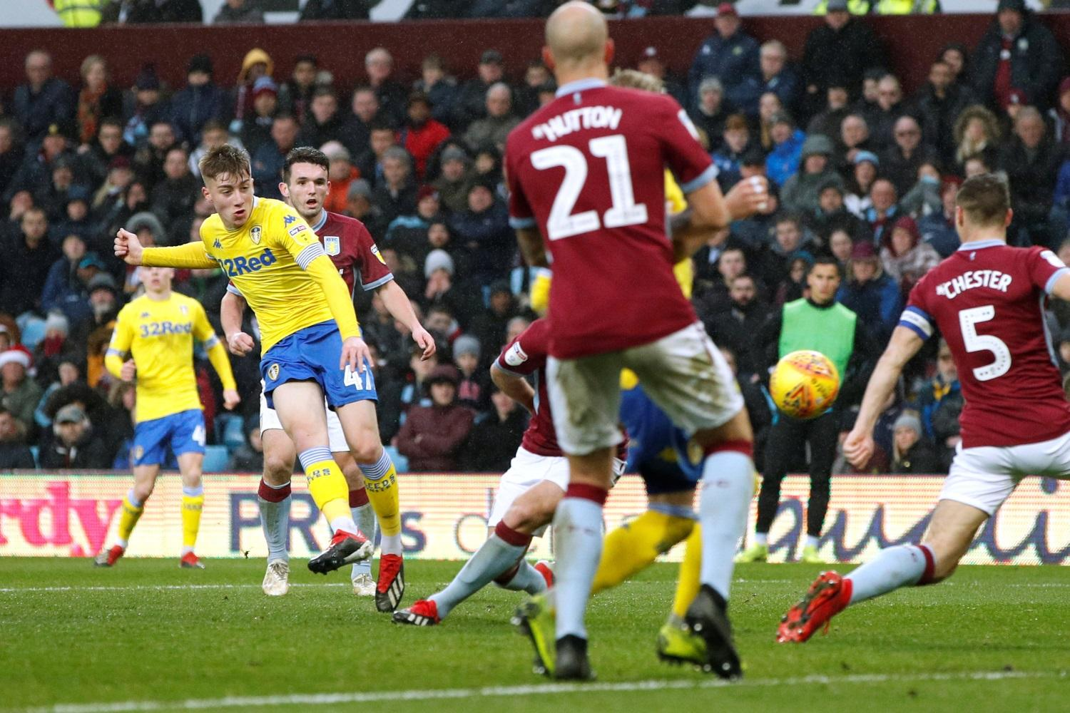 Palace Target Set For Leeds Stay