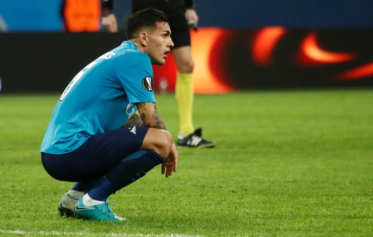 Paredes 'Proud' To Join PSG