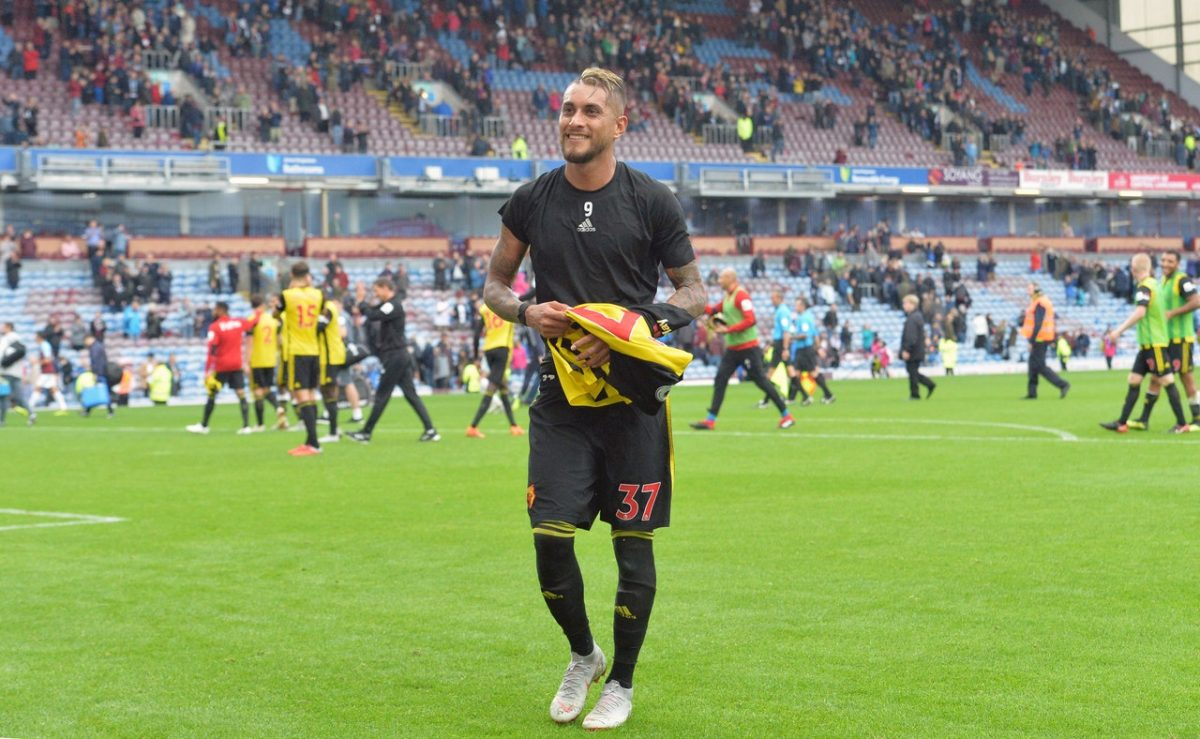 Pereyra Linked With Watford Exit