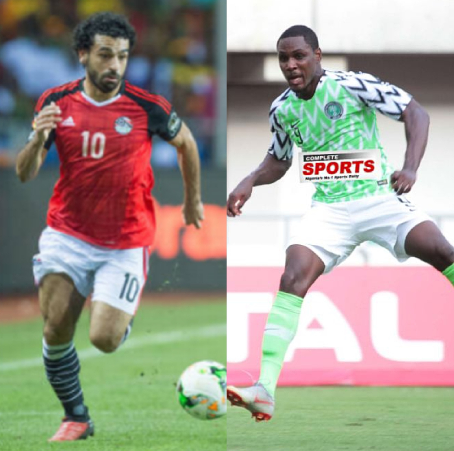 Ighalo Eager To Clash With Salah-Inspired Egypt In March Friendly