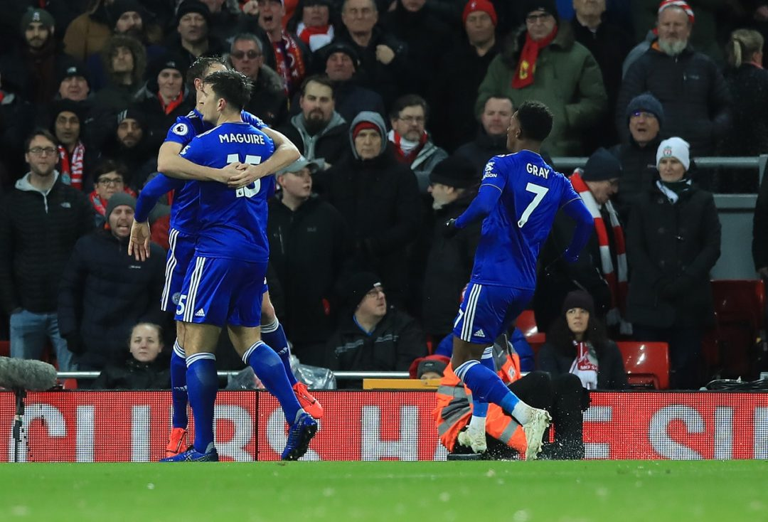 Puel Hopes To Keep Foxes Together