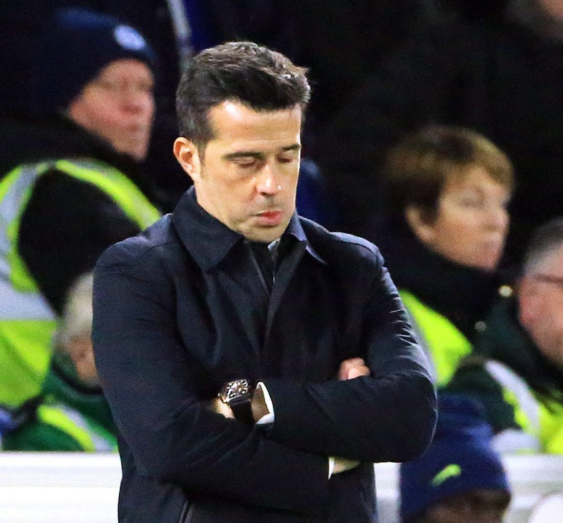 Silva demands Toffees Improvement