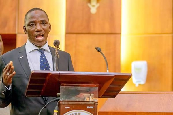 Dalung Vows To Upgrade Sports Facilities