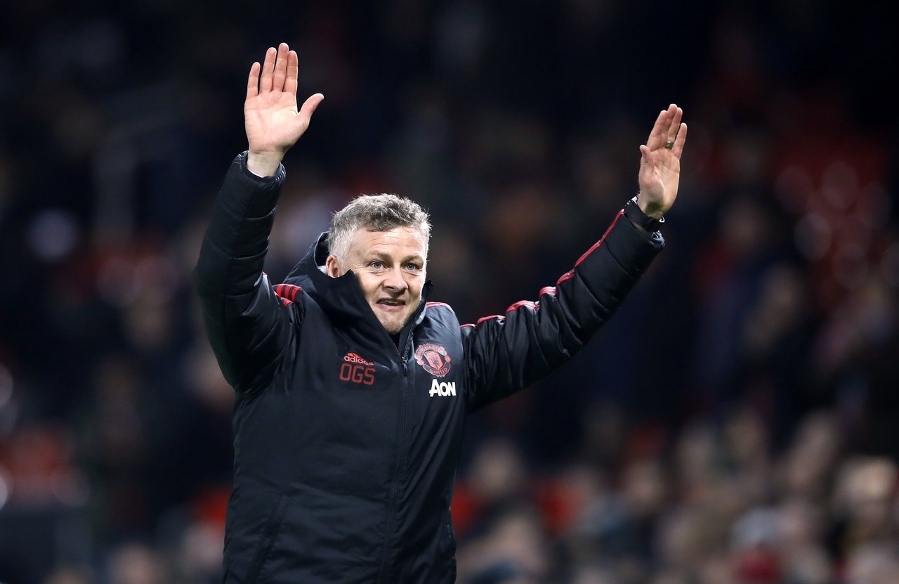 Solskjaer Out To Emulate Busby