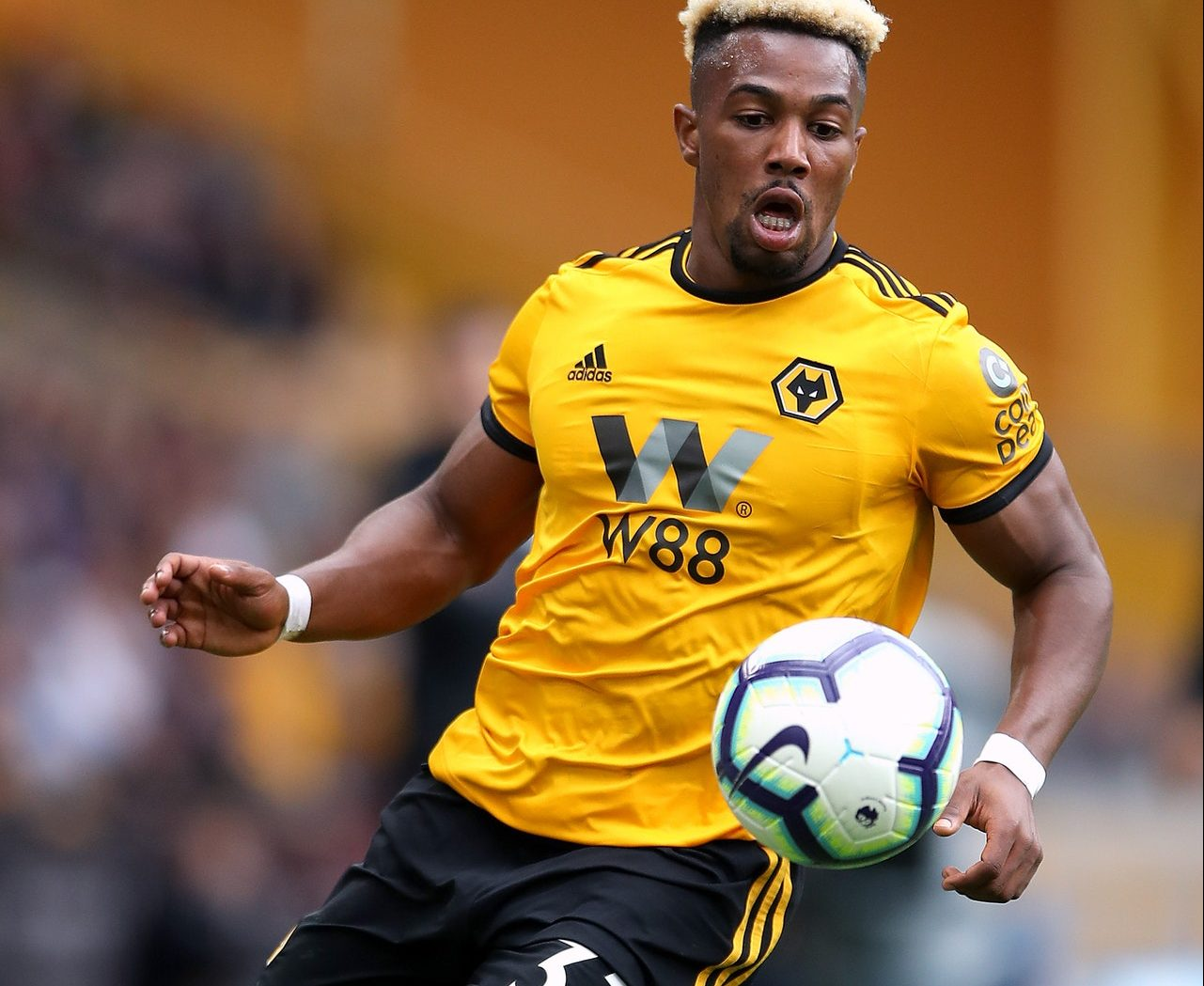 Traore Told To Improve For Wolves