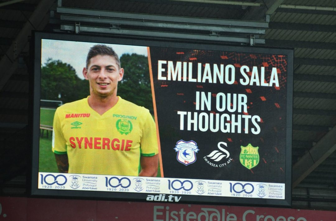 Warnock Admits Sala Disappearance 'Most Difficult Week'