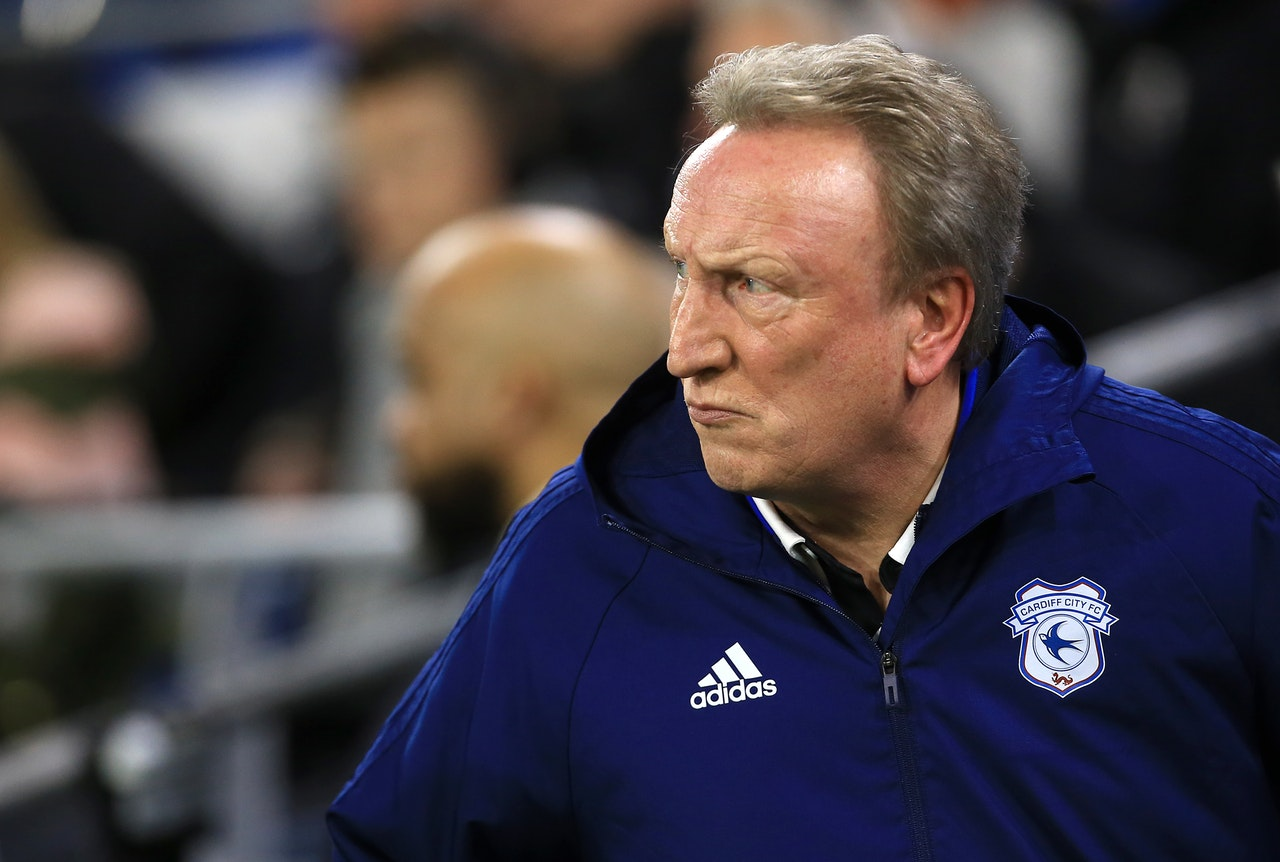 Warnock Hails Cardiff Display