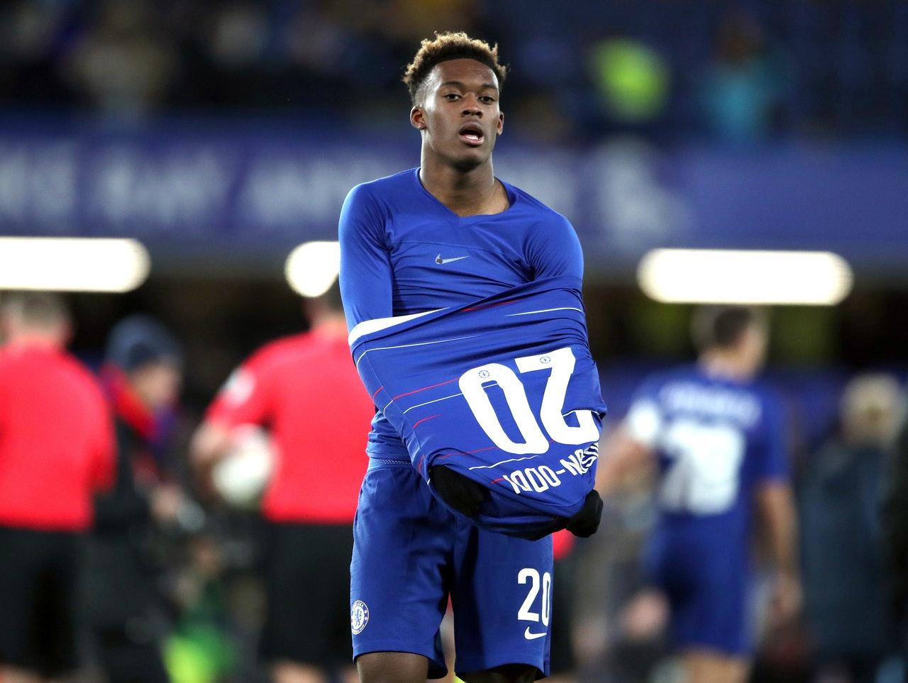Zola Wants Youngstar To Stay