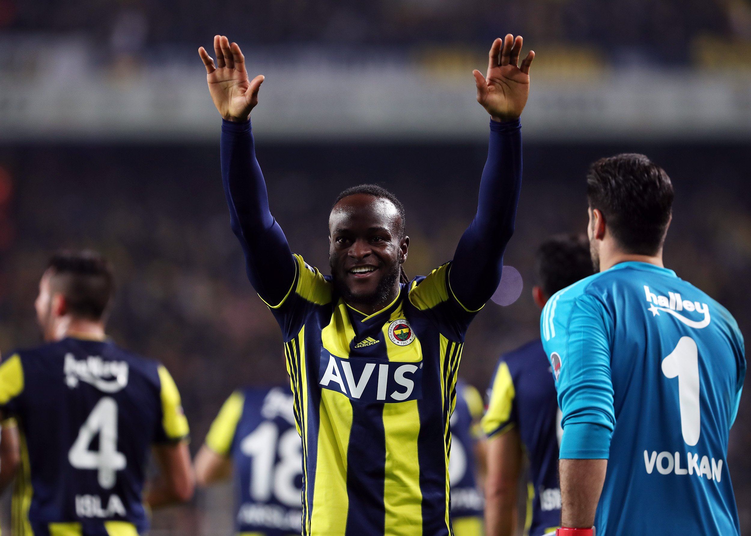 Moses: I'm Still Adapting To  Very Difficult Turkish League