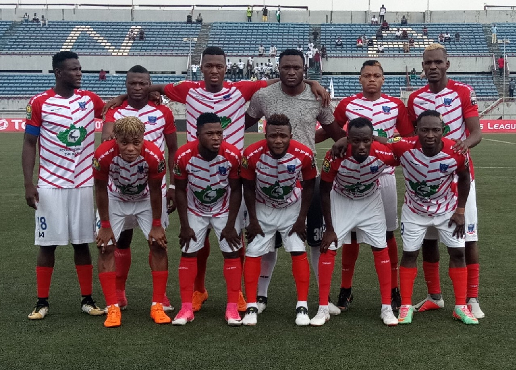 Lobi Stars Off To South Africa For Crucial Champions League Clash Vs Sundowns
