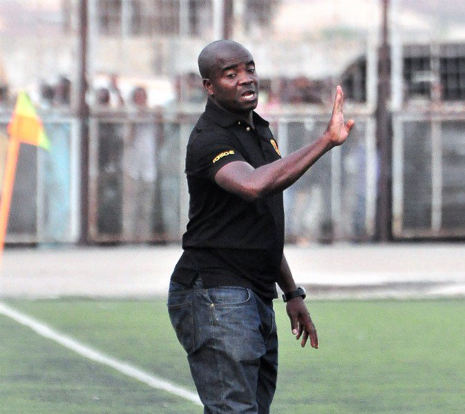Katsina United Appoint Makinwa As New Head Coach
