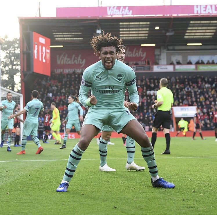 Iwobi Eager To Get Cracking For Arsenal Goals, Assists