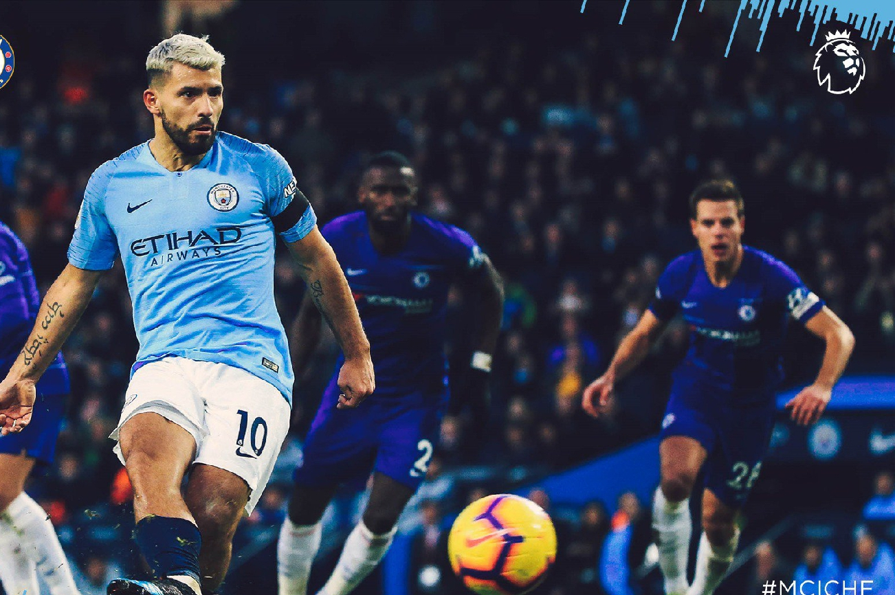 Image result for Man City maul Chelsea 6-0 in Premier League