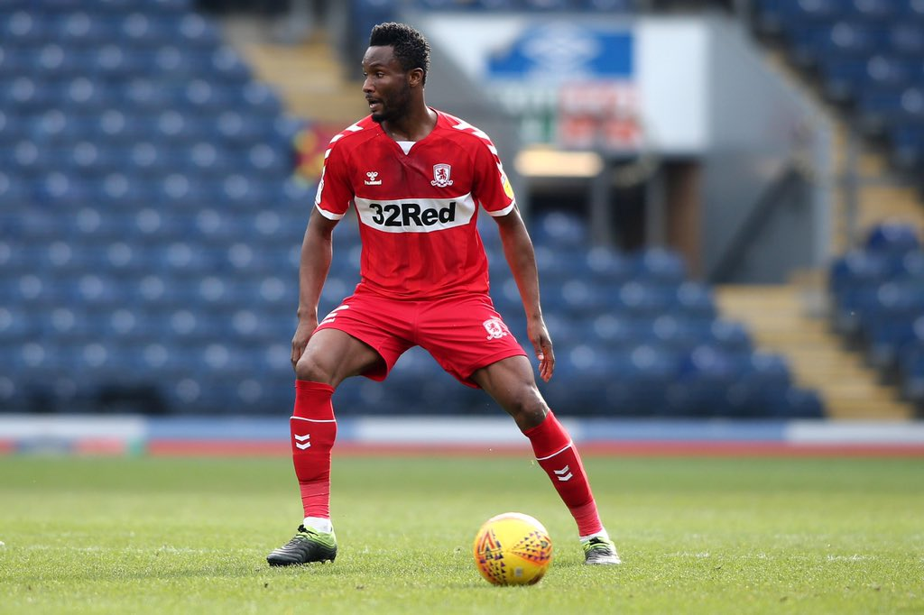 Boro Fans Celebrate 'Rolls-Royce Midfielder' Mikel (Video)