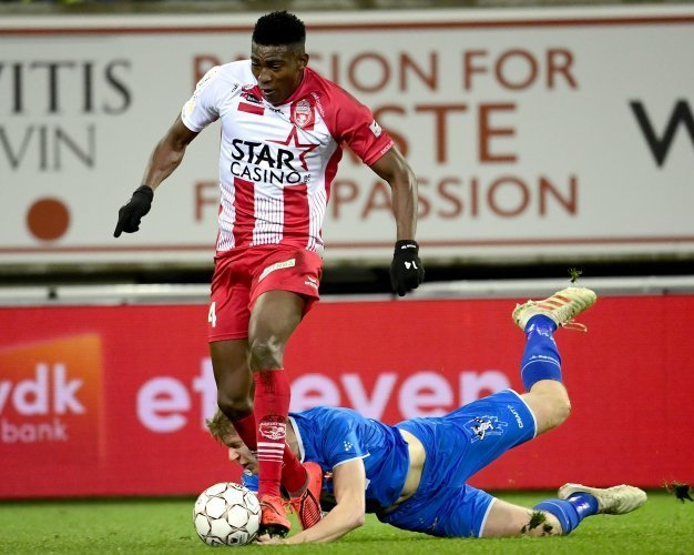 Awoniyi Relishes 5th Consecutive Belgian League  Team-Of-The-Week Feat