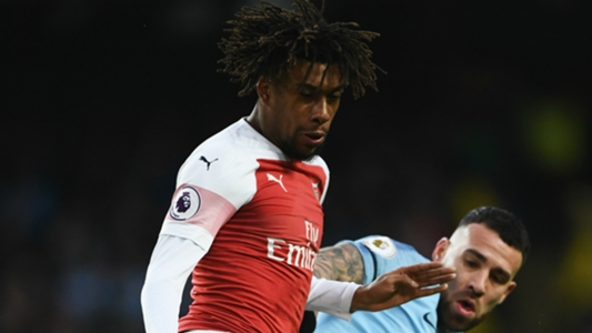 Adams: Iwobi Shouldn't Have Started Arsenal Match Vs Man City