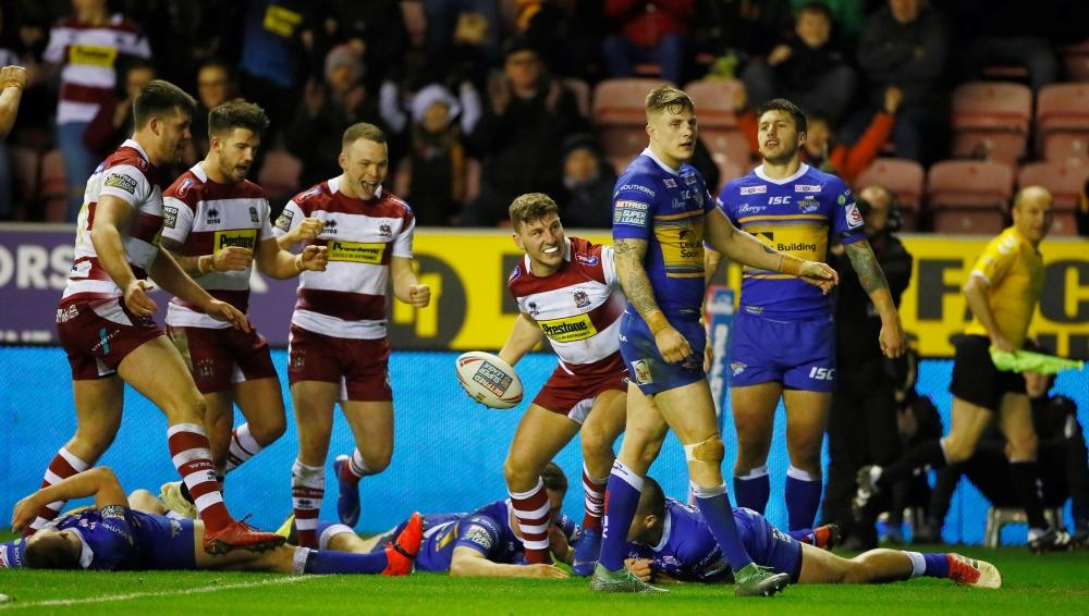 Baby Steps For Lam's Wigan