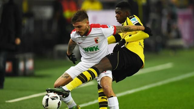 Bundesliga Round 24 Preview: Borussia Dortmund Look To Extend Lead At Top Away To Augsburg