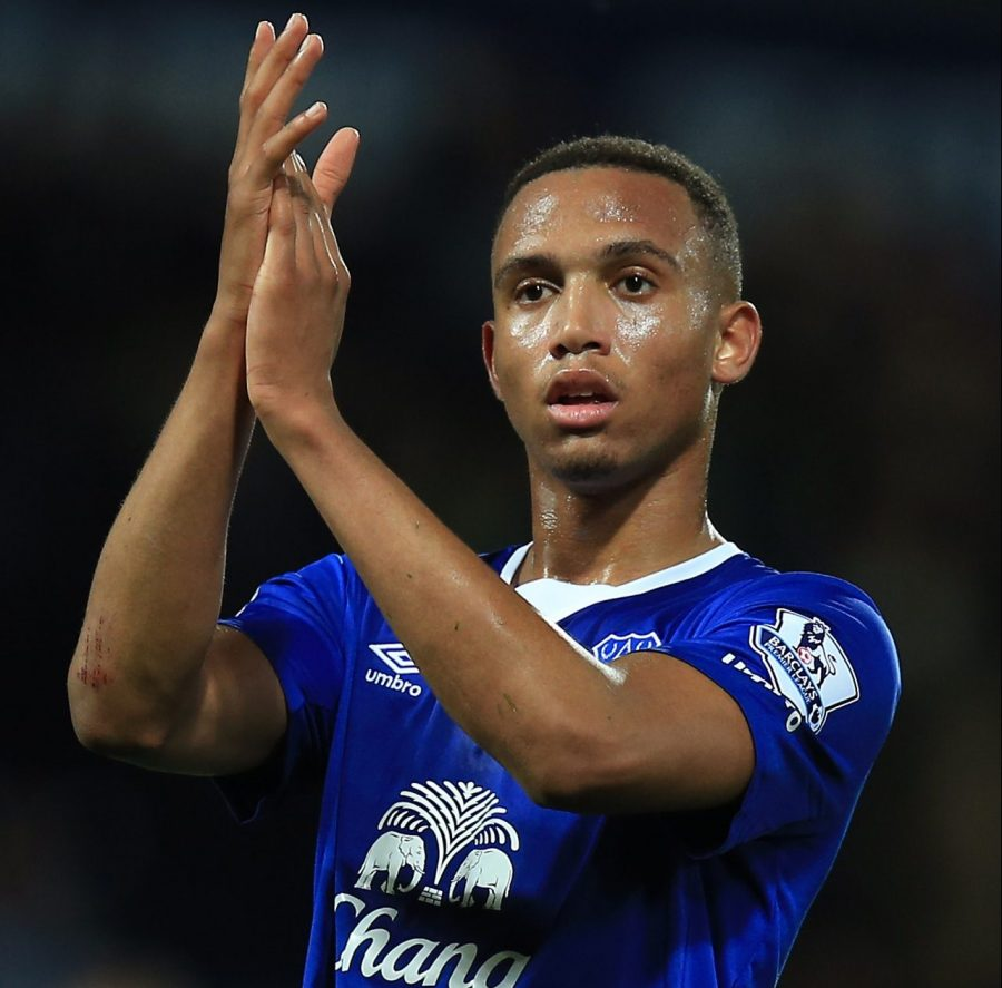 Browning Leaves Everton For Guangzhou Evergrande