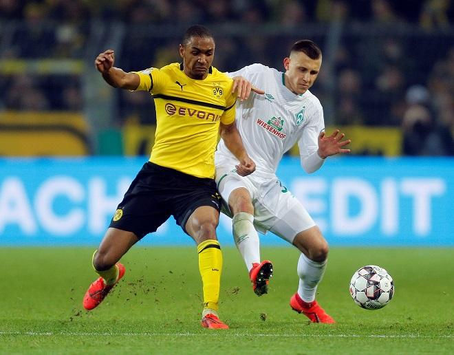 BVB Line Up Eggestein – Completesports