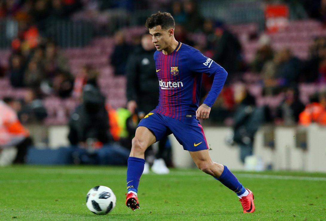 Coutinho To Stay With Barca – For Now
