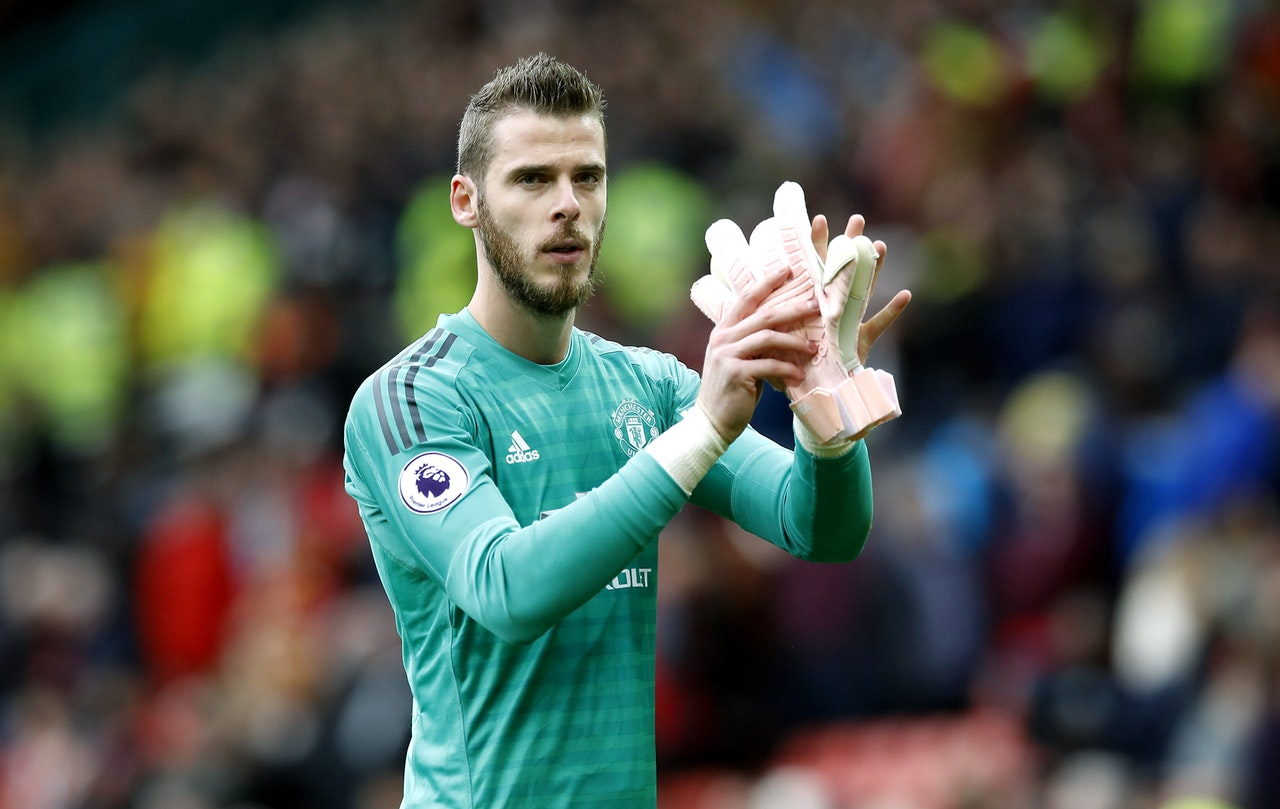 De Gea sets sights on huge new United deal