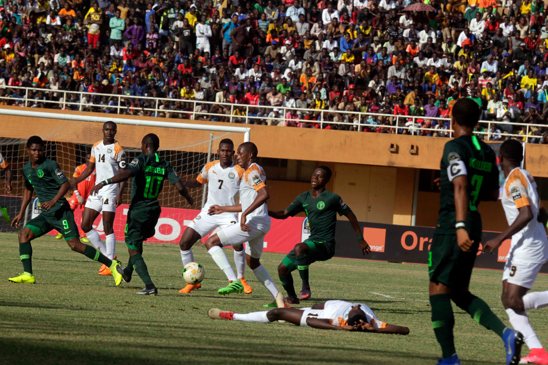 U-20 AFCON: Flying Eagles Pip Niger To Book Semis, World Cup Tickets