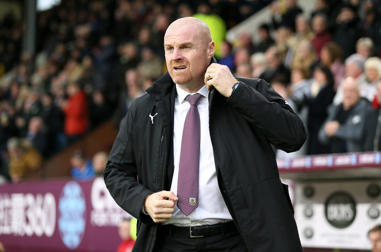 Dyche Happy With Clarets Recruitment