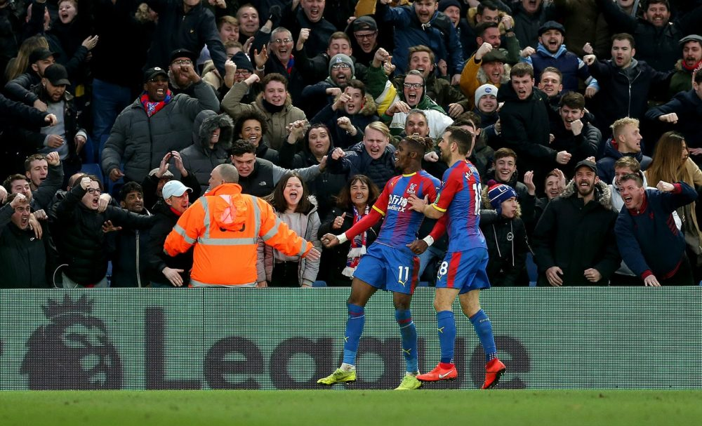 Crystal Palace Are Looking Up Says Hodgson