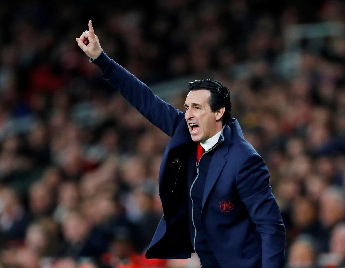 Emery Turns Focus To Spurs Clash