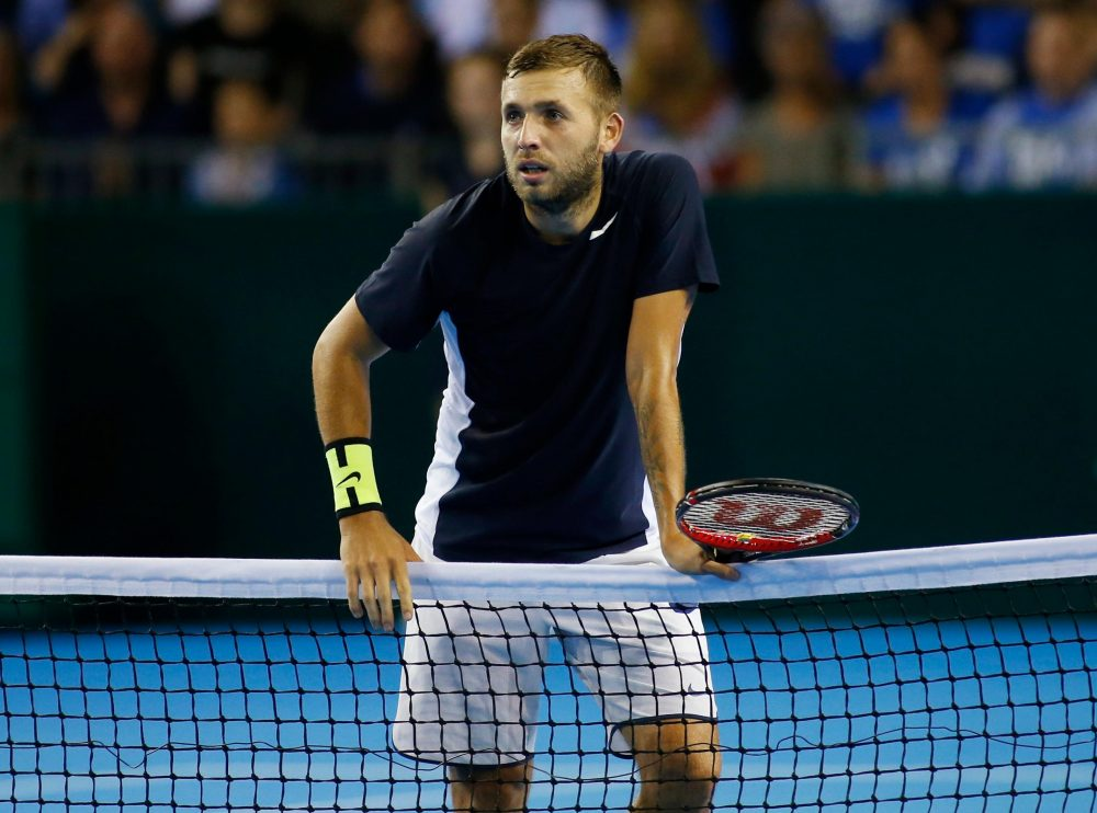 Evans Suffers Delray Beach Agony