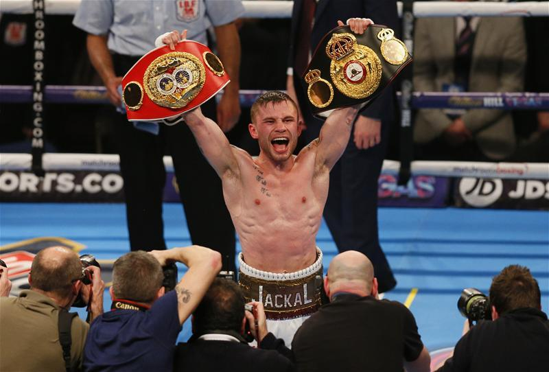 Frampton Retains World Title Belief