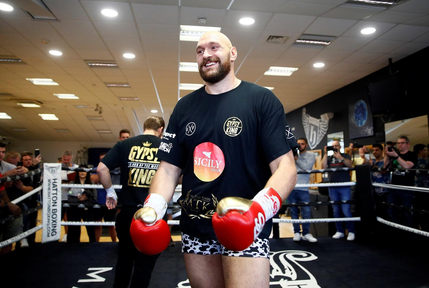 Fury Set To Move On From Wilder