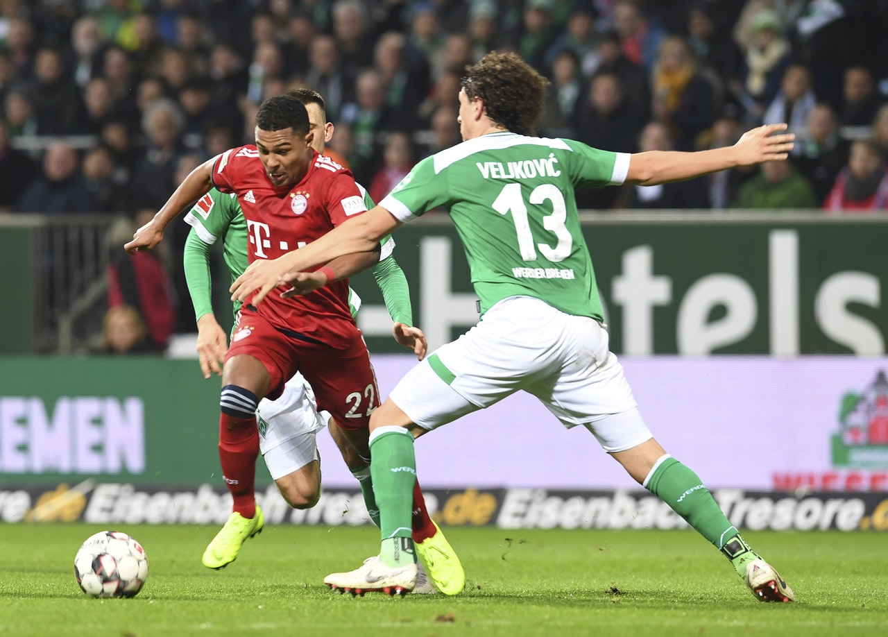 Gnabry Backs Bayern To Rise To Occasion