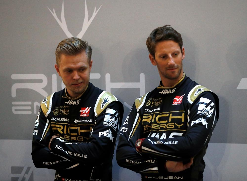 Grosjean Sees No End To Trios Dominance