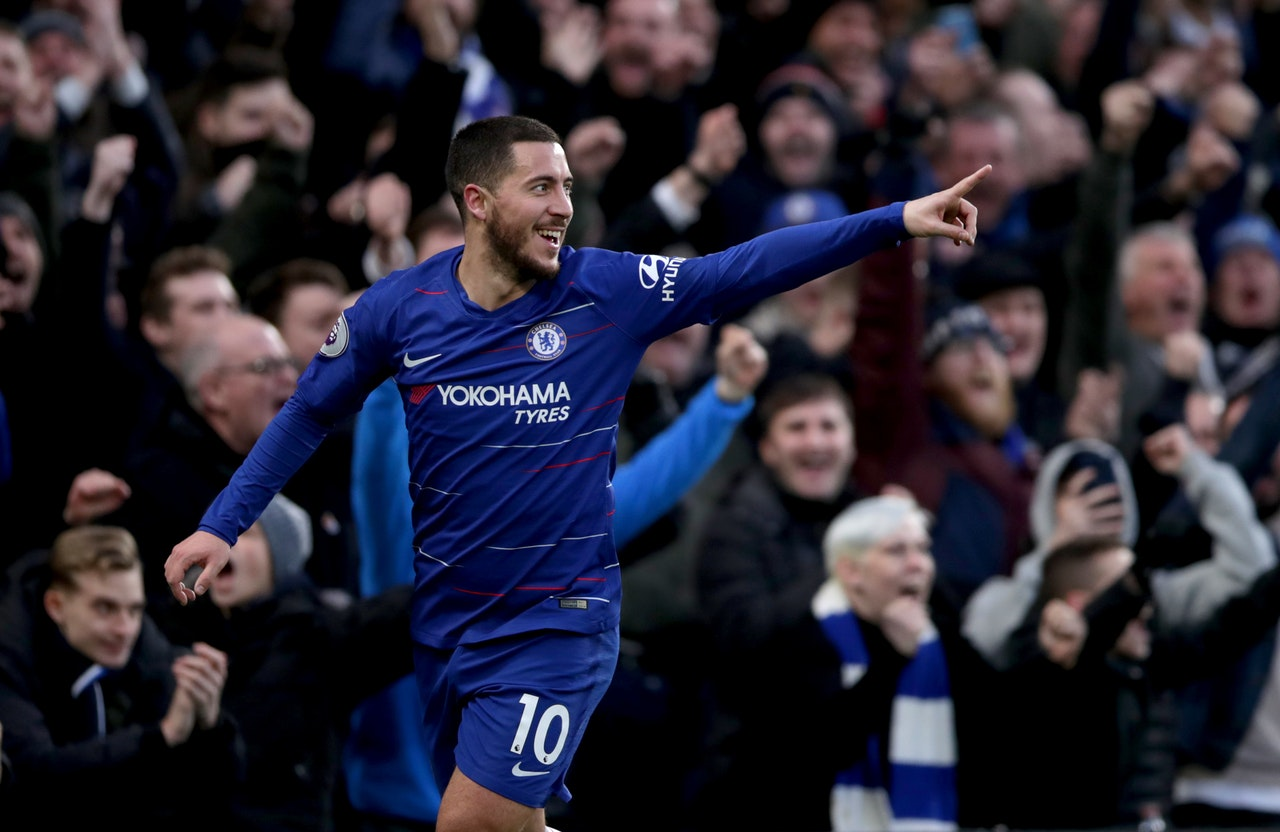 Hazard Stands By Sarri – Completesports