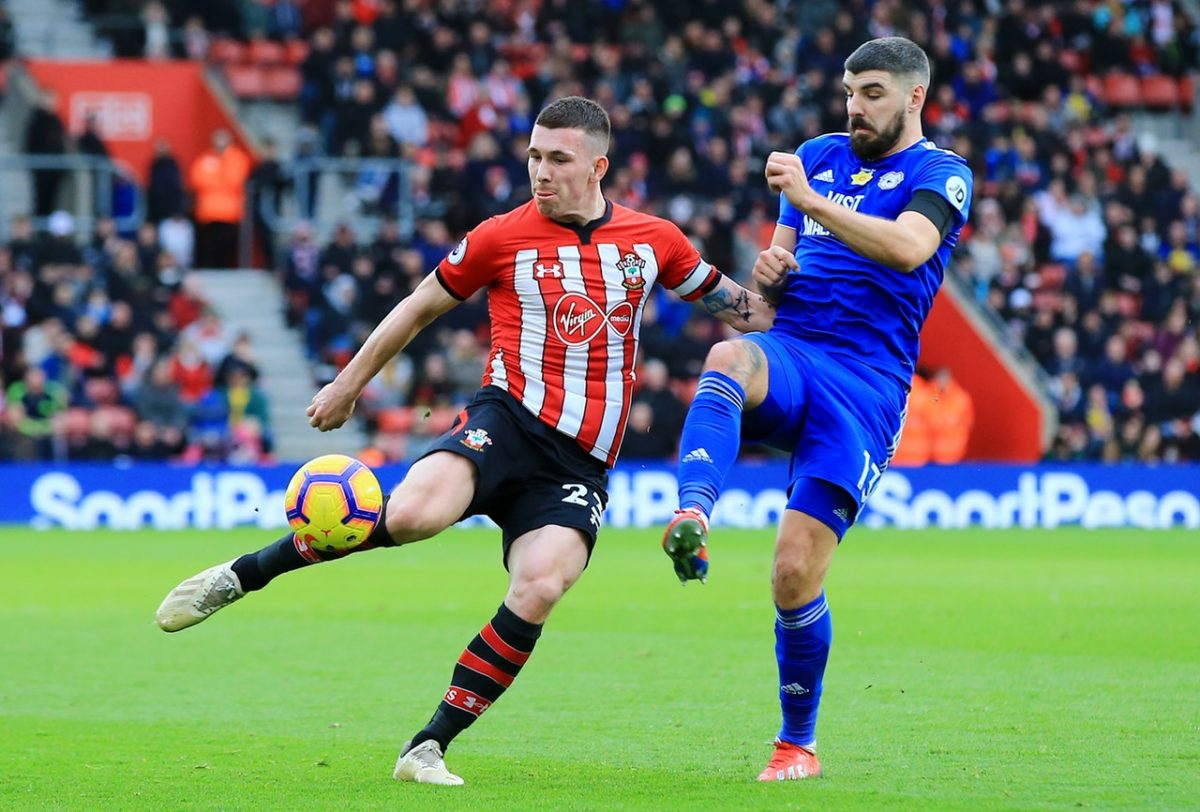 Hojbjerg Looking For Saints' Reaction
