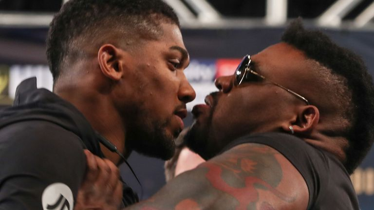 Davido, Other Celebs, Join Nigerians In Dragging Big Baby Miller On Instagram For Pushing Anthony Joshua (Video)