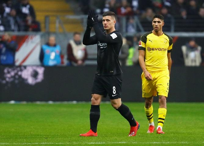 Jovic Edges Closer To Summer Exit