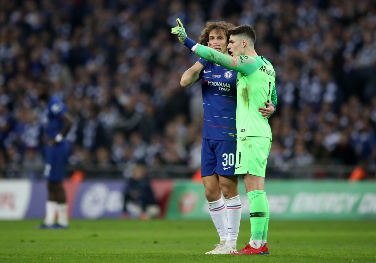 Kepa Slapped With Blues Fine