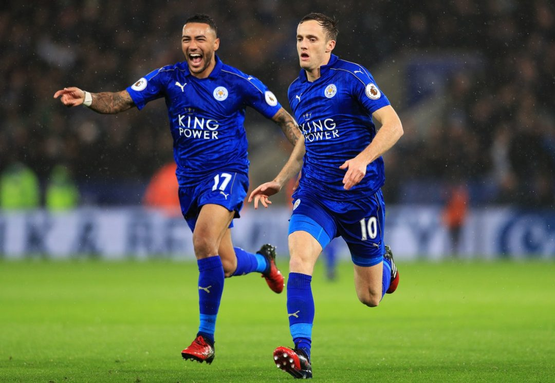 King Leaves Leicester For Derby