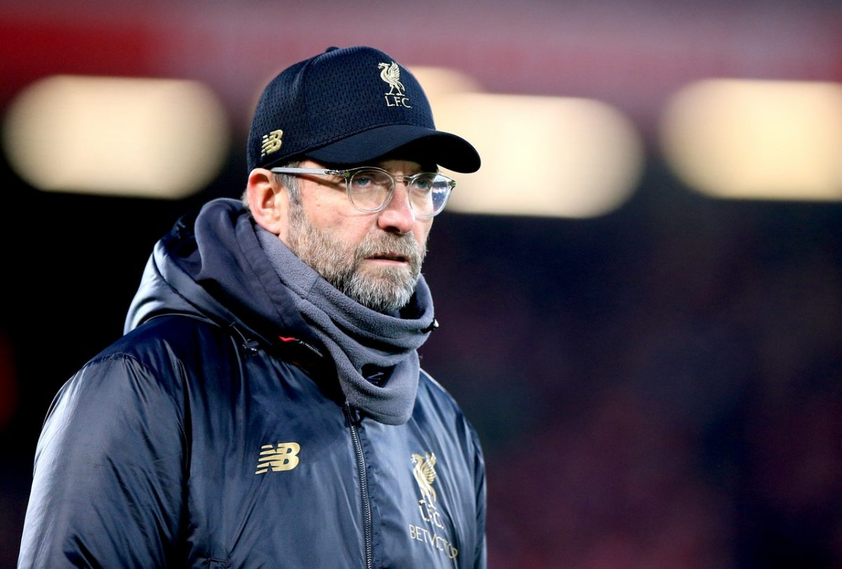 Klopp Fined £45,000 By English FA Over Referee Comments