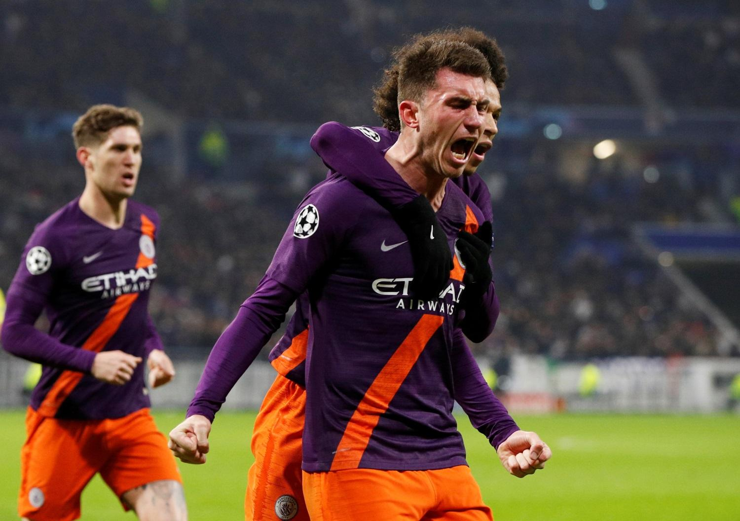 Laporte Extends Man City Stay – Completesports