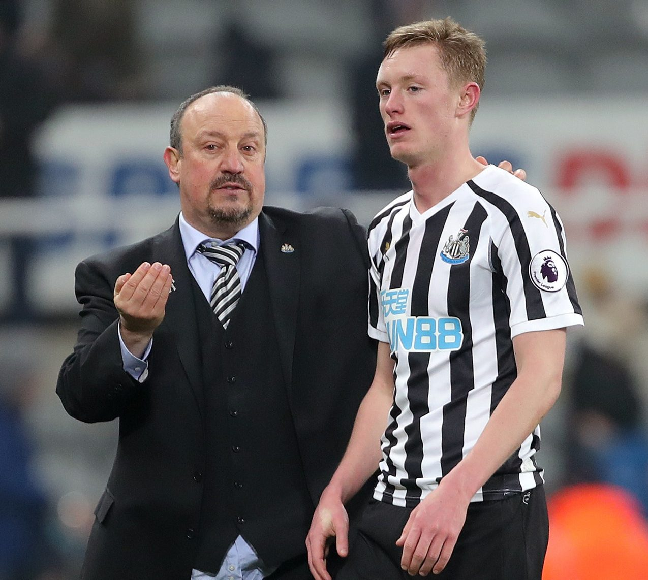 Longstaff Urged To Stay Grounded