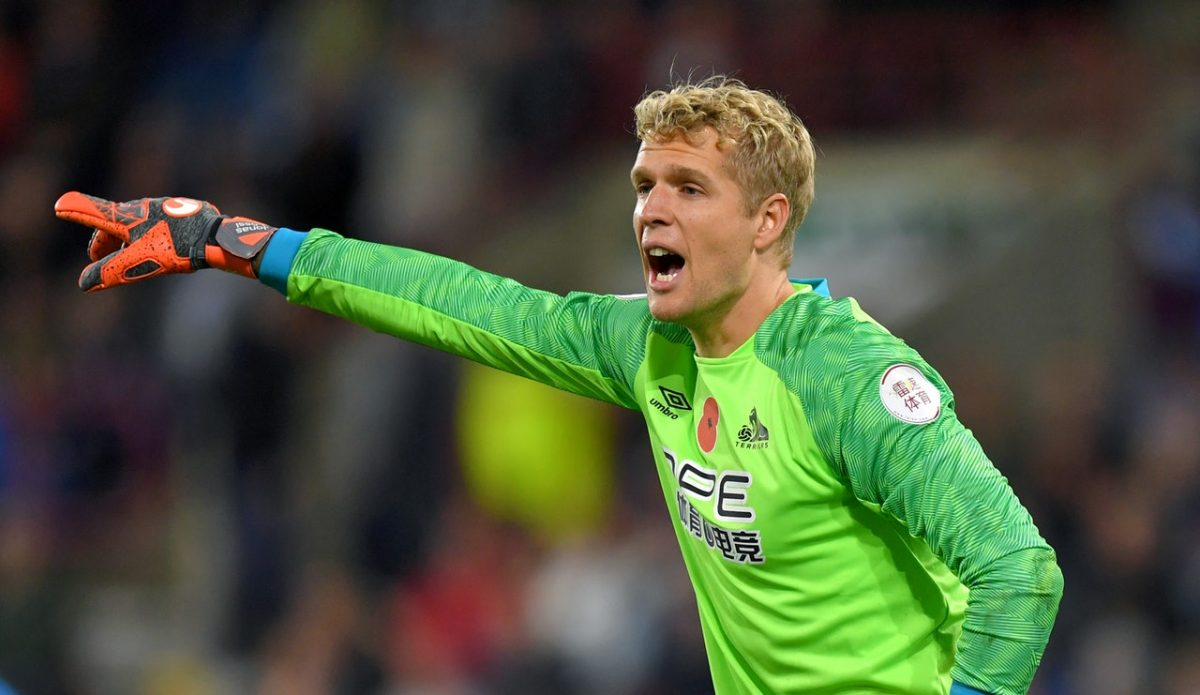 Lossl Not Giving Up Yet