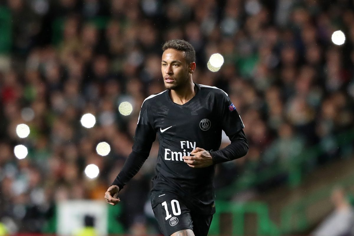 Neymar Bullish On PSG Chances